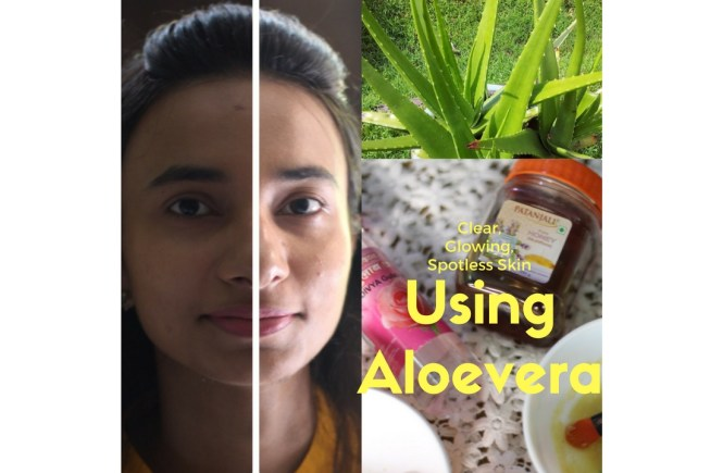 clear-glowing-spotless-skin-using-aloevera