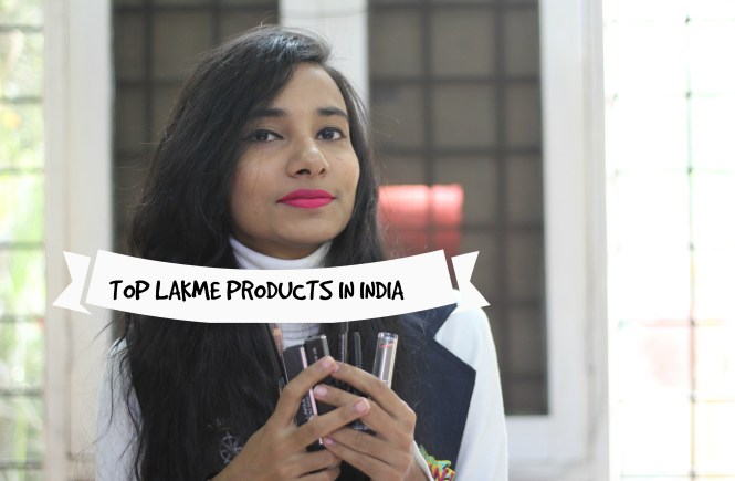 top lakme products in india