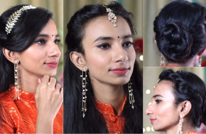 indian-party-heatless-hairstyles