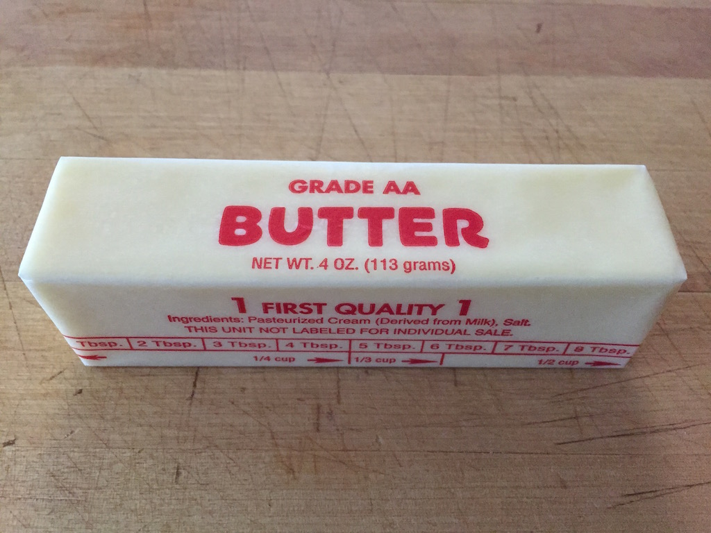 In Defense of Butter