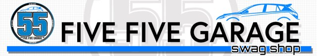 Five Five Garage Swag Shop logo