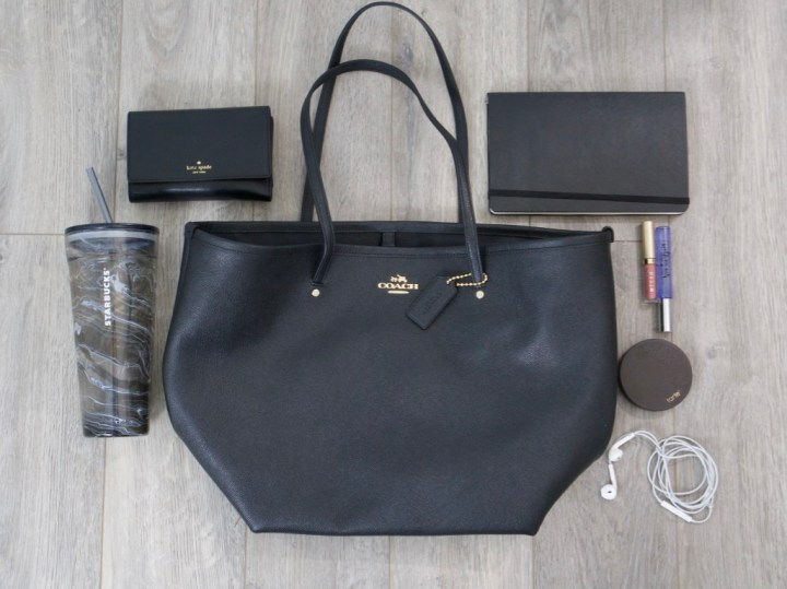 What's in The Bag: Work Edition