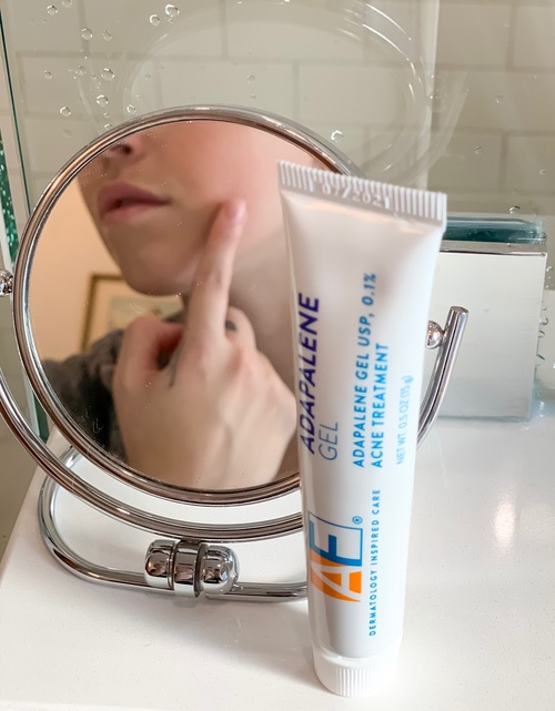 PRODUCT REVIEW: ACNE FREE ADAPALENE GEL BY L'Oréal