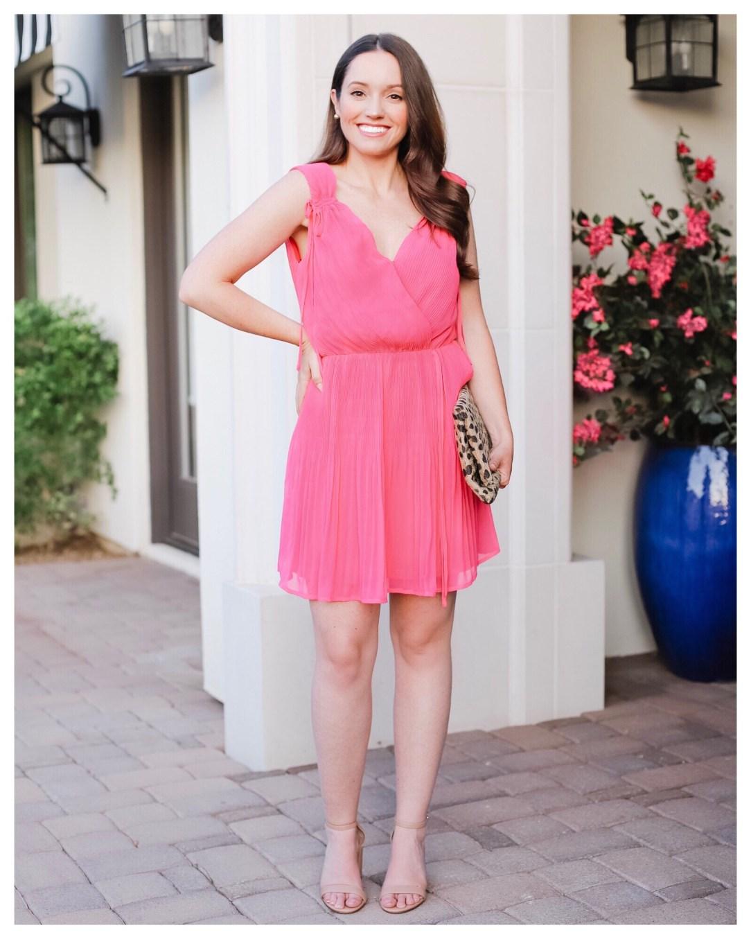 Five Foot Feminine in Dress Up Buttercup Plus One Minidress