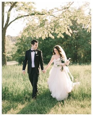 Five Foot Feminine Wedding
