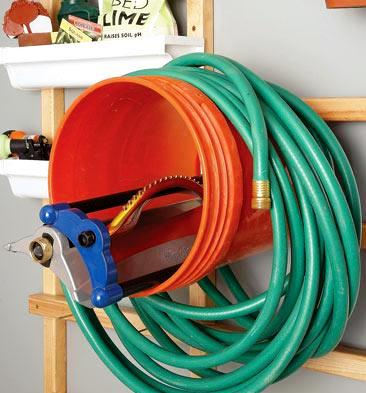 Garden Hose Holders And Hose Reels Five Gallon Ideas