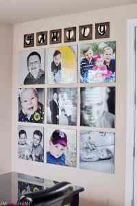 family wall decor  Roselawnlutheran