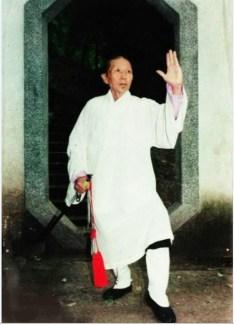 Wudang Kung Fu Grandmaster of Chun Yang Lineage.