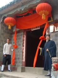 Five Immortals Temple, China