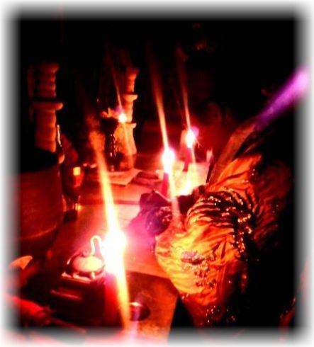 Taoist Temple Rituals