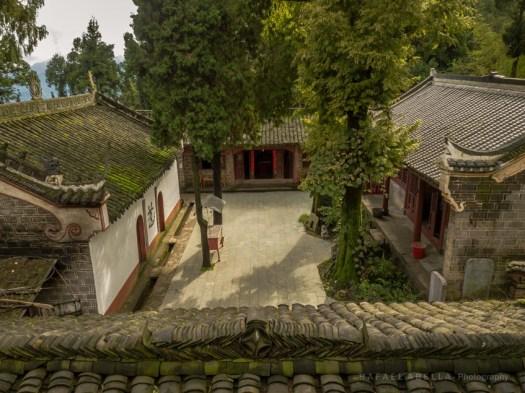 temple wudang