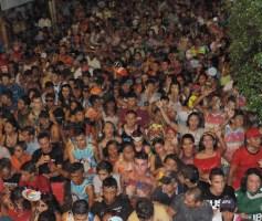PAIXÃO, AMOR, FOI O QUE TROUXE O BLOCO ÁGUIA NEGRA 2017