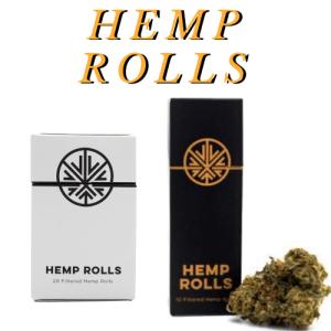 Hemp Rolls