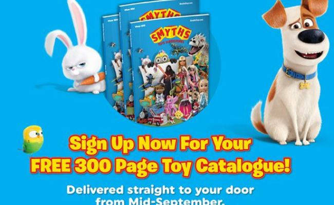 Smyths Toys Superstores 2018 Catalogue Out Now Five
