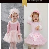 Copycat Chic: DIY Pink Poodle Halloween Costume