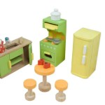 Sugar Plum Kitchen Dollhouse Furniture