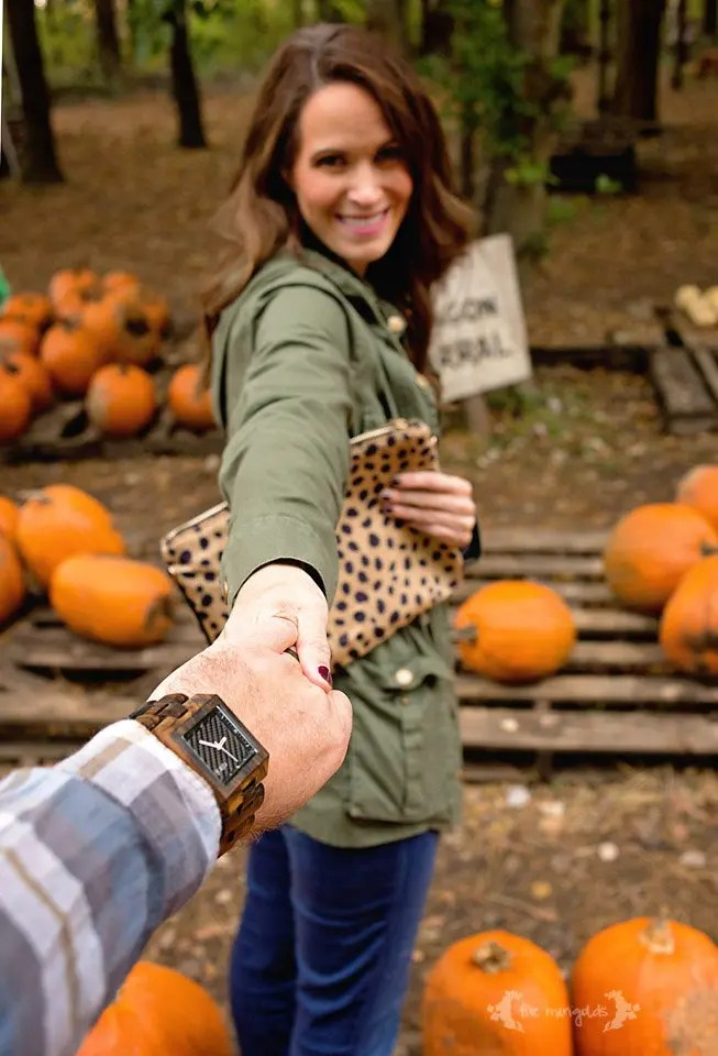 The Gift of Time + Jord watch giveaway  #JordWatch #ad