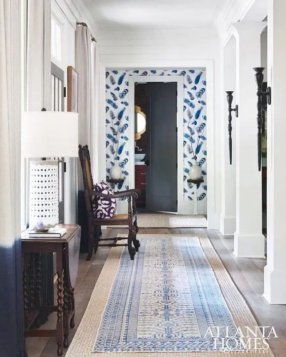 How to Style an Entry Hallway | Five Marigolds