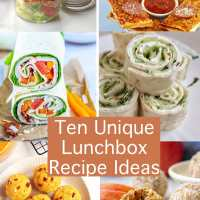 10 Back To School Lunchbox Recipes