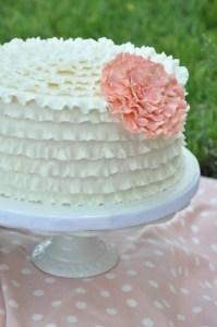 Frilly Cake