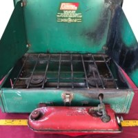 Vintage Coleman Camp Stove for sale in Thrall, TX - 5miles ...