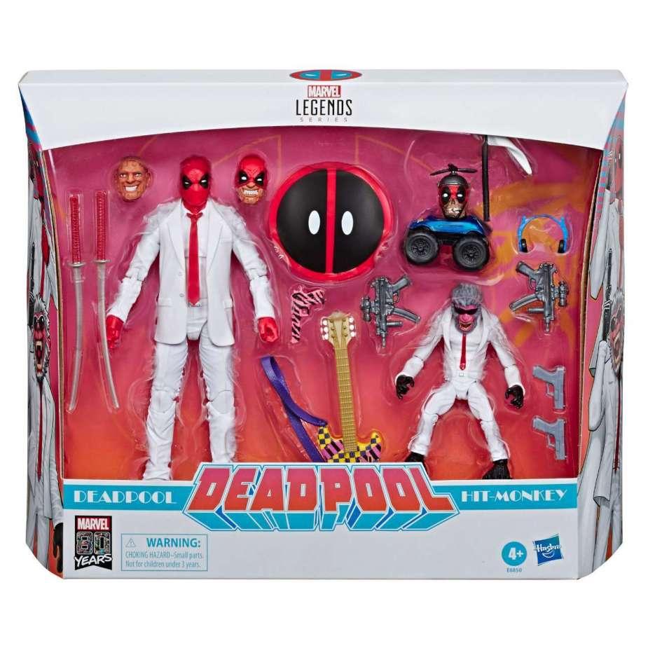 Deadpool Hit-Monkey
