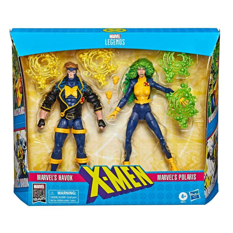Marvel Two Pack
