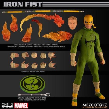 Mezco Iron Fist