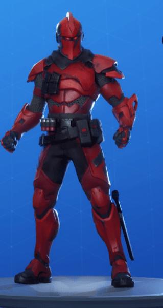 Ultima Knight Red Origin