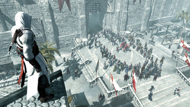 Assassin's Creed screen