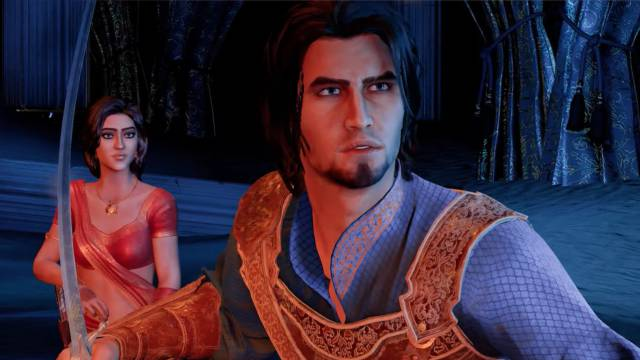 Prince of Persia art