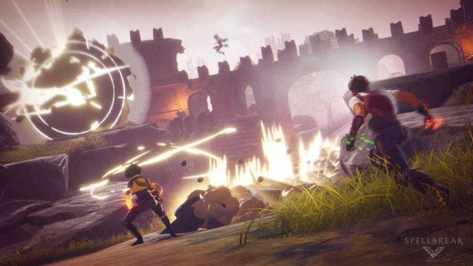 Spellbreak screen