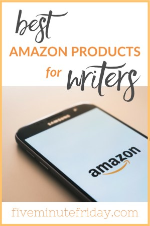 amazon products for writers