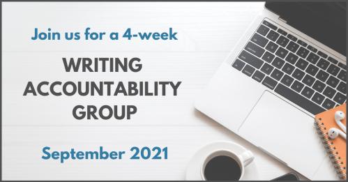 writing accountability group
