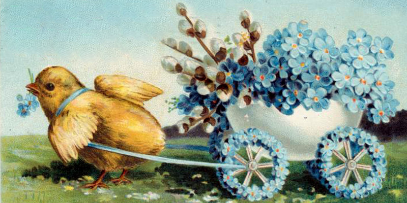 A Victorian Easter Diary 5 Minute History