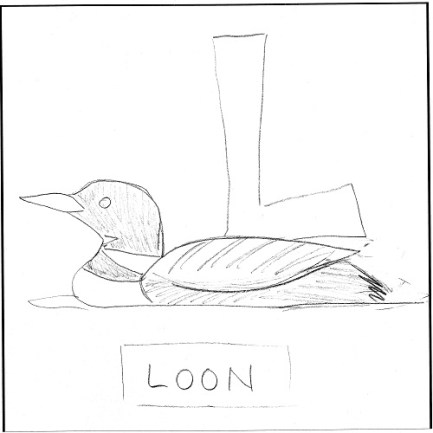 l-is-for-loon