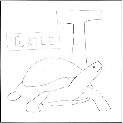 t-is-for-turtle