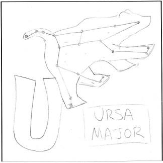 u-is-for-ursa-major