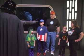 Vader thought G was a rebel spy