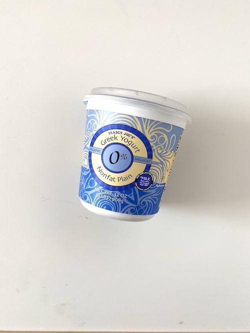 TJs Staple Items: Trader Joe's Greek Yogurt