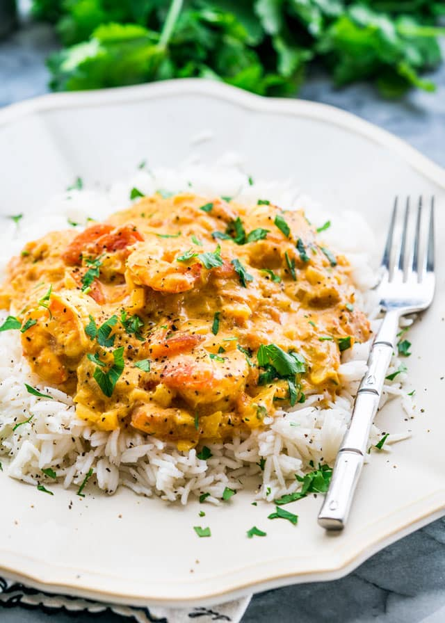 Simple and delicious curry sauce from Jo Cooks