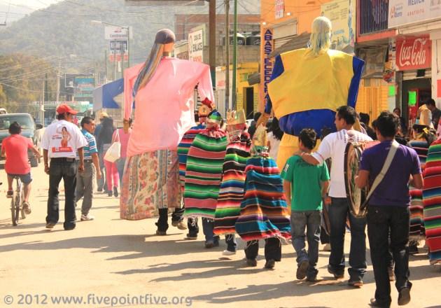 Guadeloupe Festival - Bochil, Mexico