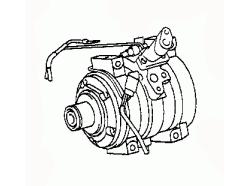 A/C Compressor assy 88320-28391 88320-28390 88320-28371