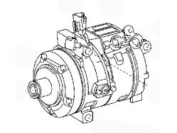 A/C Compressor assy 88320-6A330 883206A320 883206A310