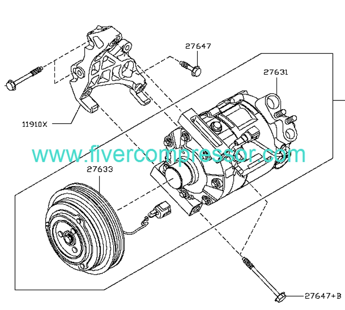 Nissan 370z Oem Parts Diagram. Nissan. Auto Wiring Diagram