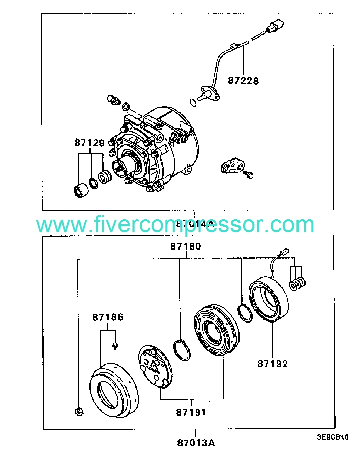 Mitsubishi Lancer Tail Light Parts Diagram • Wiring