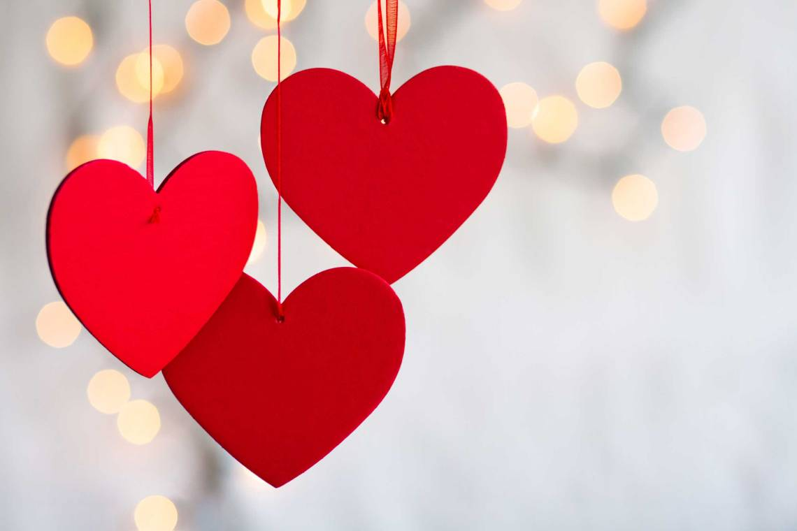 hearts Getty Images