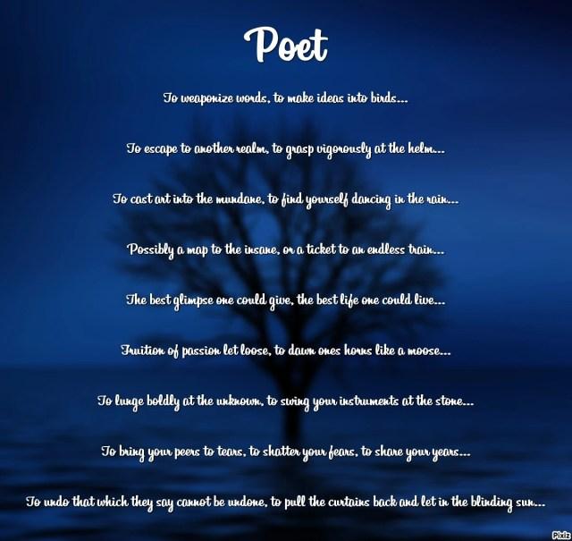 Write a poem that rhymes by Pcmanpat  Fiverr