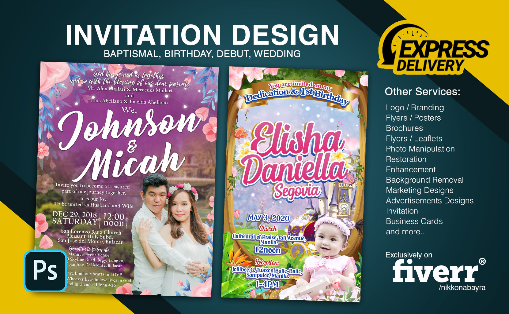 do invitation for birthday party debut wedding layout