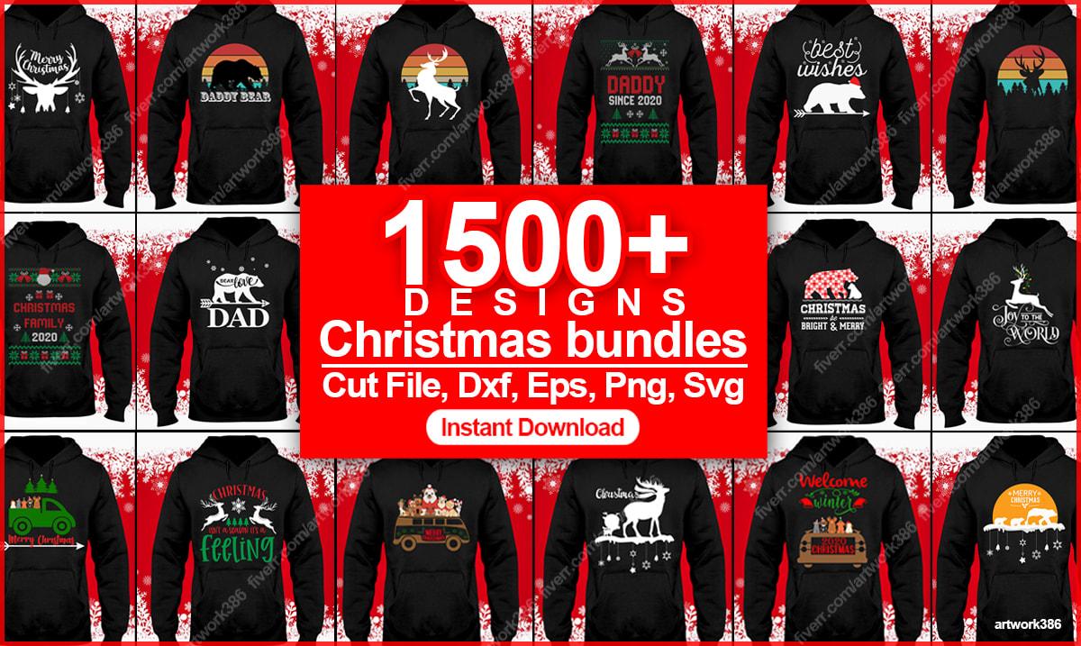 1019 Christmas T Shirt Svg